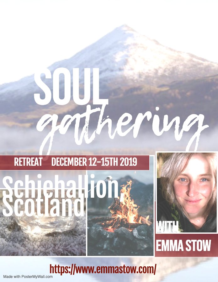Soul Rising Retreat with Emma Stow