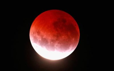 Lunar eclipse May 26th – dreaming moon